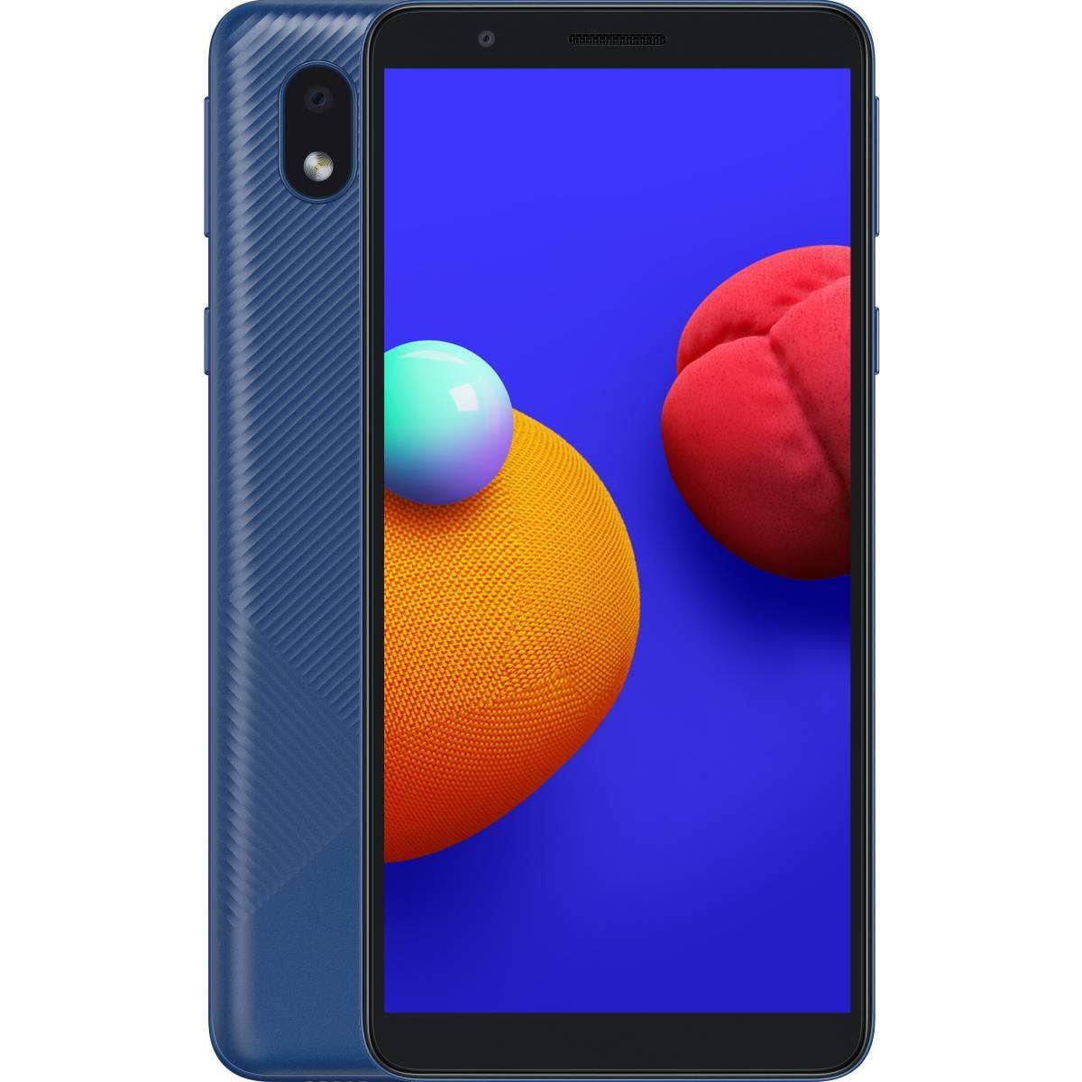 Celular 4G Samsung Galaxy A01 Core Azul 16GB